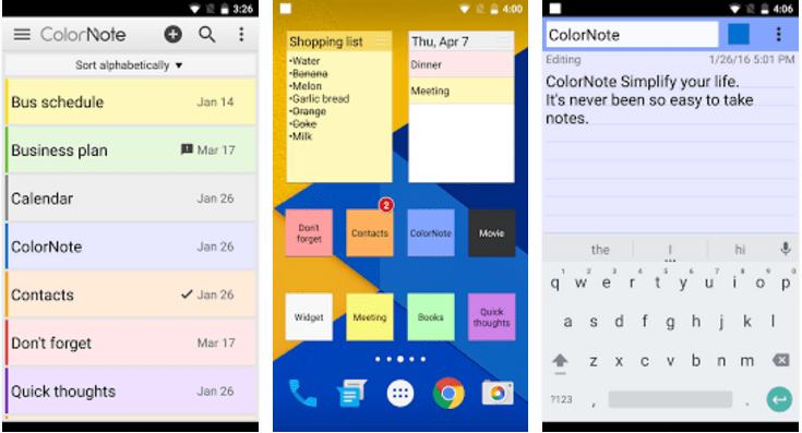 aplicativos-para-android-colornote