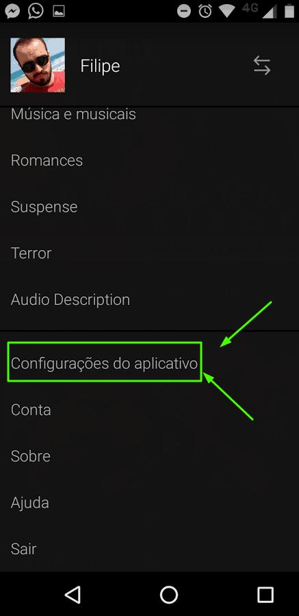 assistir-netflix-offline-configuracoes
