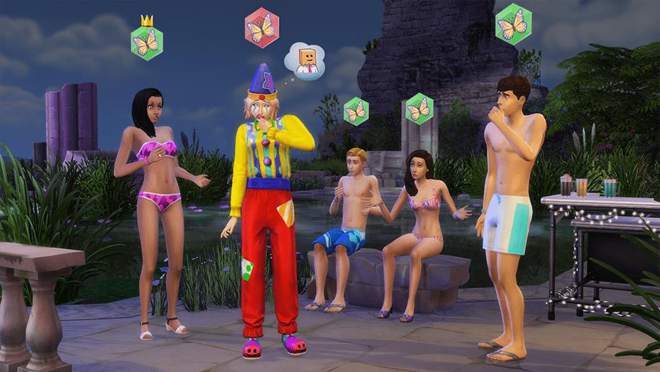 dicas de The Sims 4 configurações