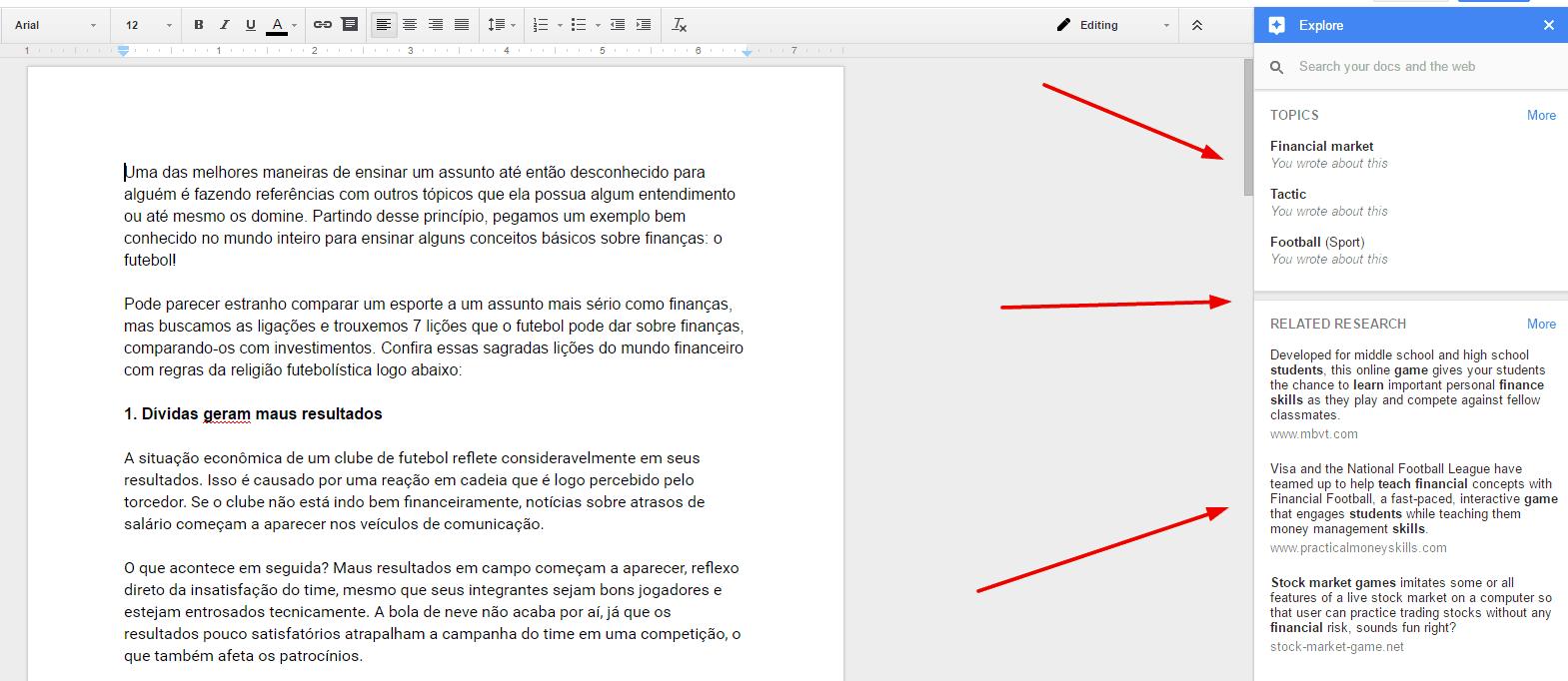 explorar-no-google-menu