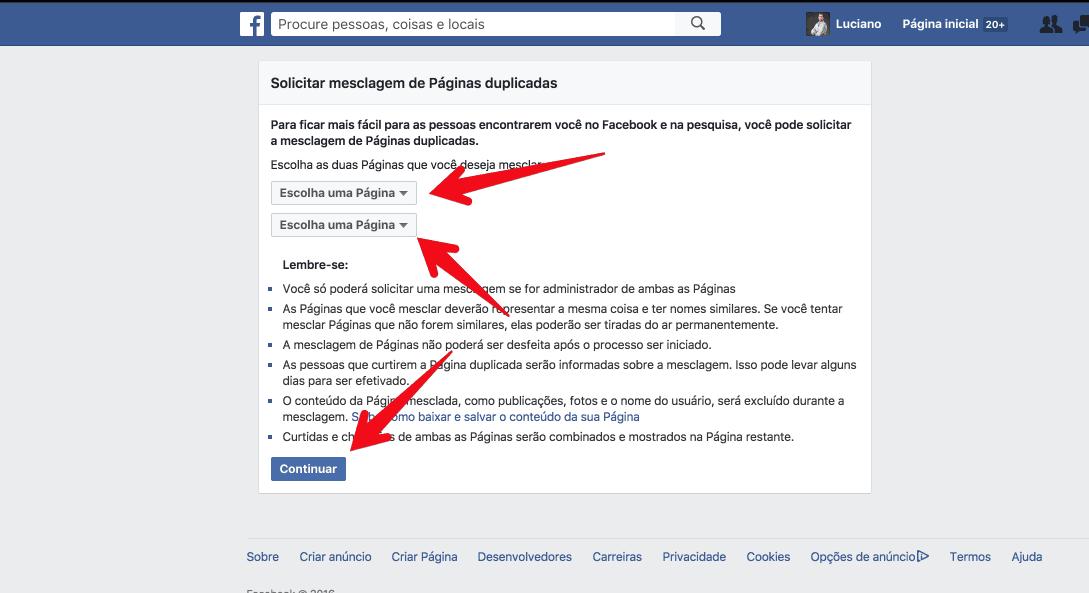 mesclar-suas-paginas-no-facebook-escolher