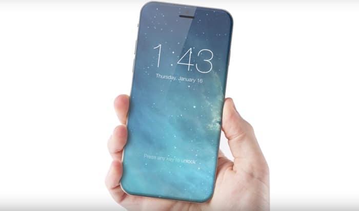 rumores do iPhone 8