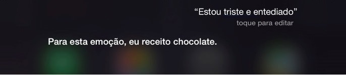 siri resposta iphone