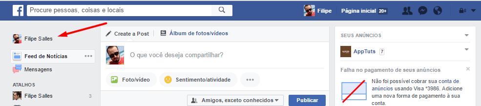 amizade-no-facebook-perfil