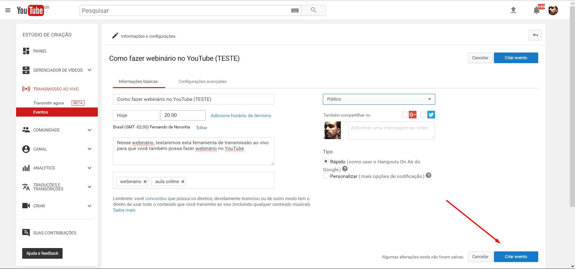 webinario-no-youtube-marcar