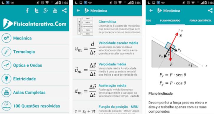 aplicativos para estudar