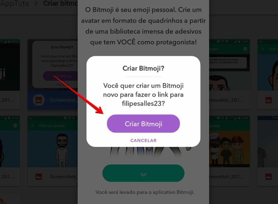 criar-bitmoji-para-snapchat-criar