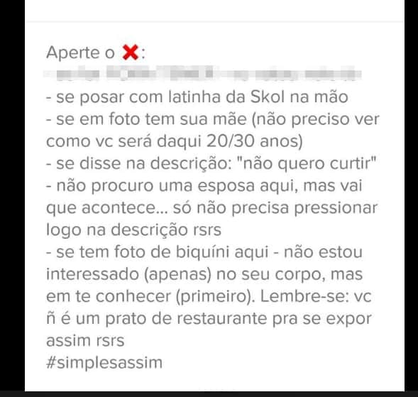 Como conseguir mais matches no tinder