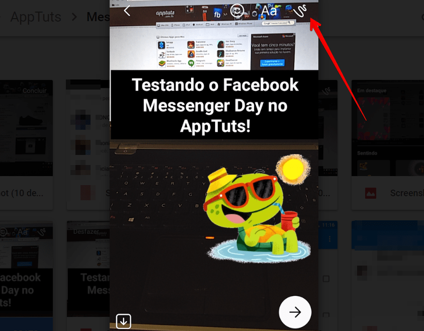 facebook-messenger-day-desenho