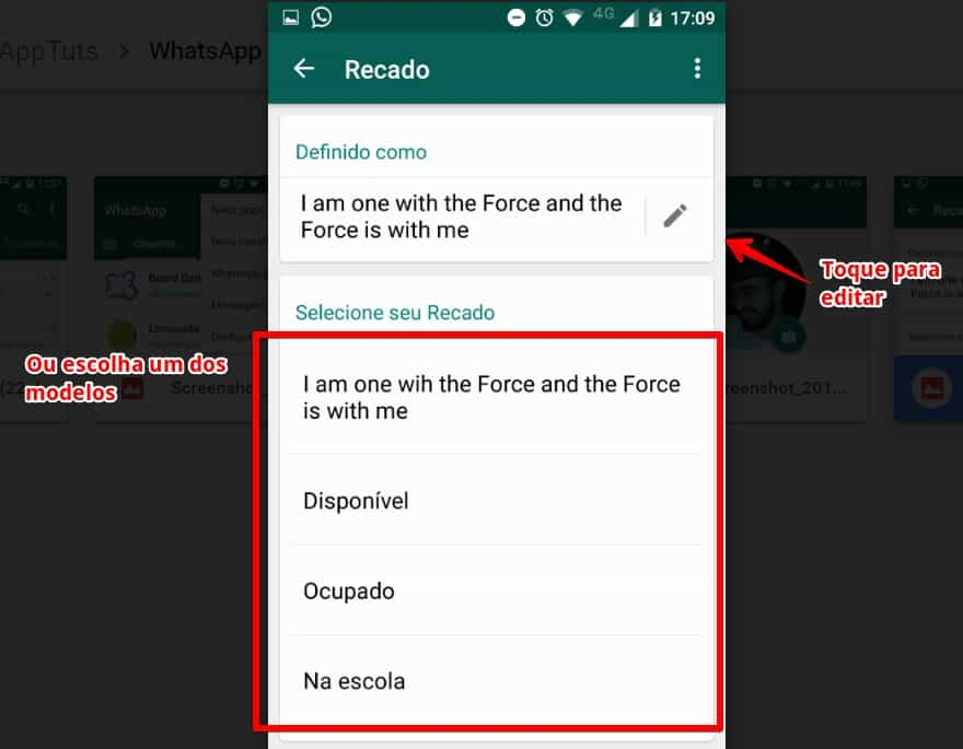 Status antigo do WhatsApp voltou: saiba como mudar com a atualização