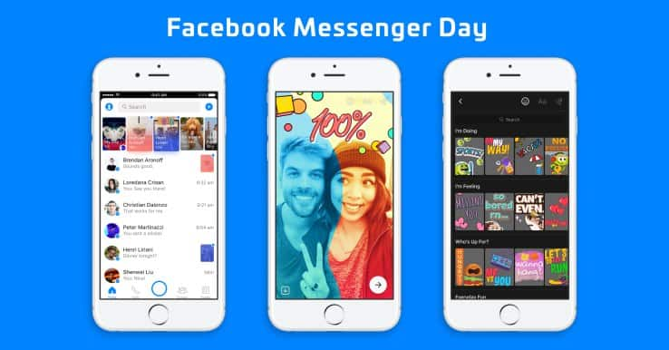 aplicativos de mensagens facebook