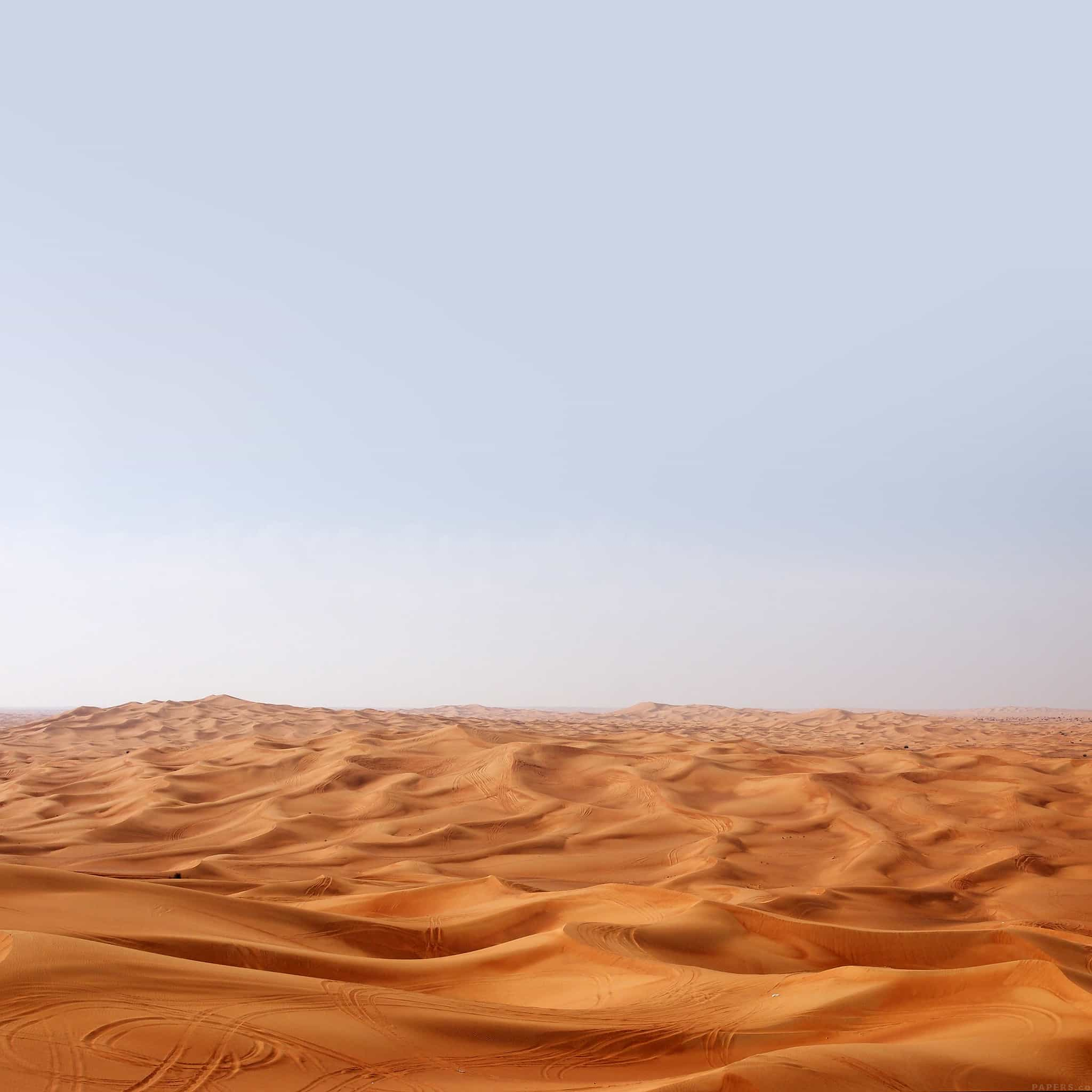 Papers.co-ml38-desert-minimal-nature-sky-earth-android-medium