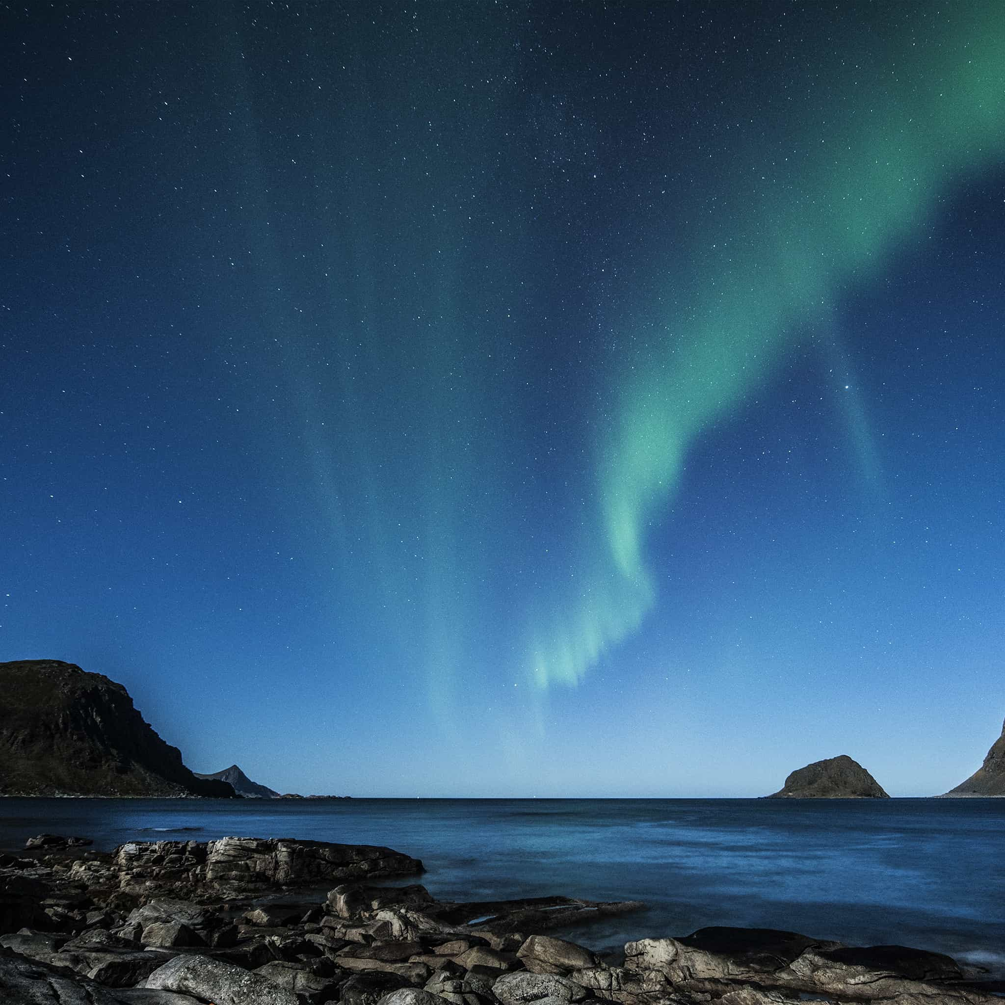 Papers.co-nc54-aurora-night-sky-star-beautiful-space-sea-android-medium