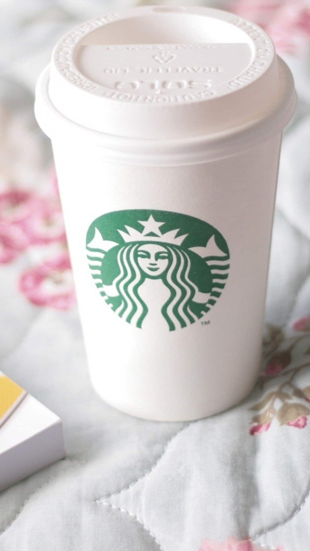 Starbucks Coffee Cup Android Wallpaper