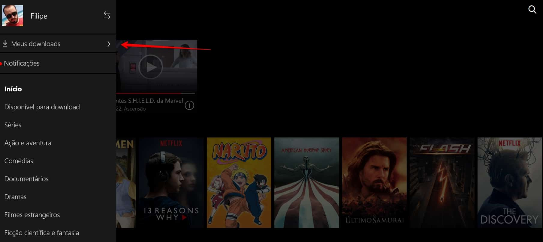 how to download netflix on pc