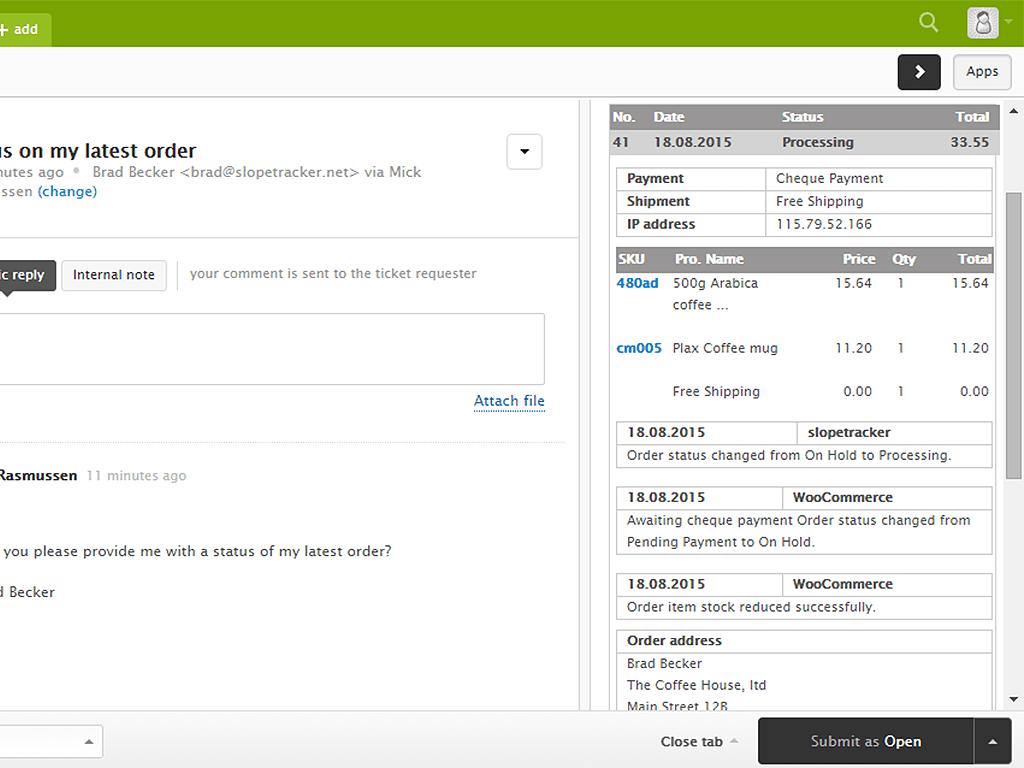 chats-para-sites-em-woocommerce-zendesk
