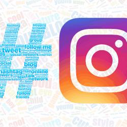 Los 250 hashtags más populares en Instagram (2020)