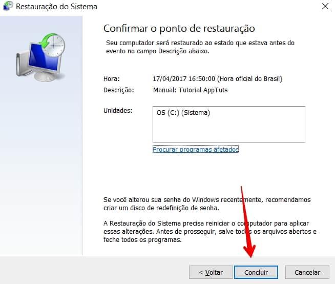 restaurar-windows-10-confirmar