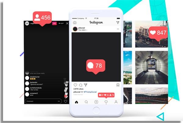 configure acoes para ganhar seguidores com o ipost