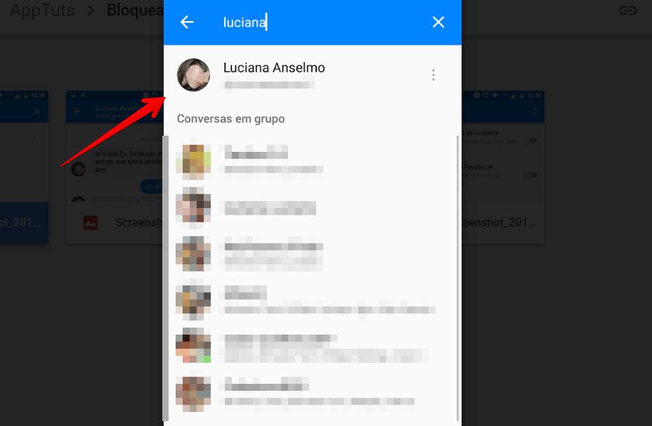 bloquear-alguem-no-messenger-inicio
