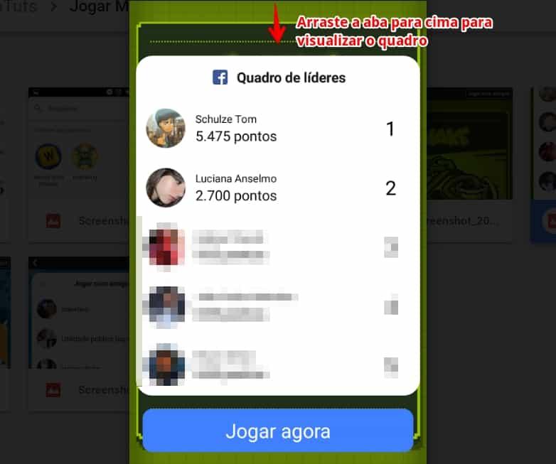 jogar no Messenger quadro