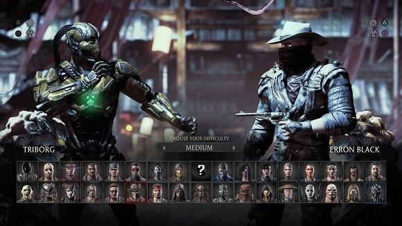 Mortal Kombat X Art Characters Concept Artwork