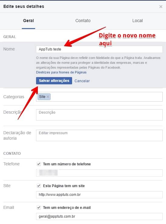 mudar-nome-pagina-do-facebook-inserir