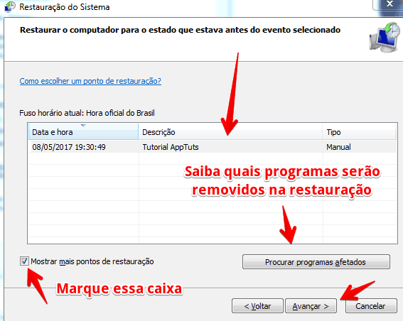 restaurar-o-windows-7-configurar
