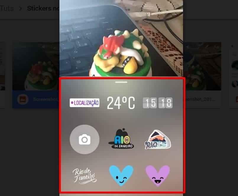 stickers-nos-videos-do-instagram-escolher