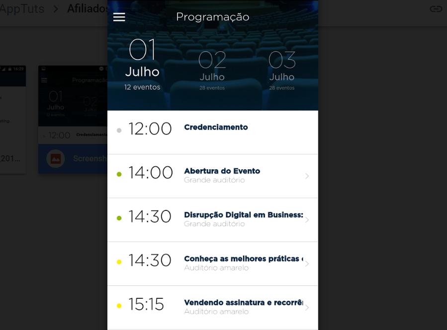 afiliados brasil programacao