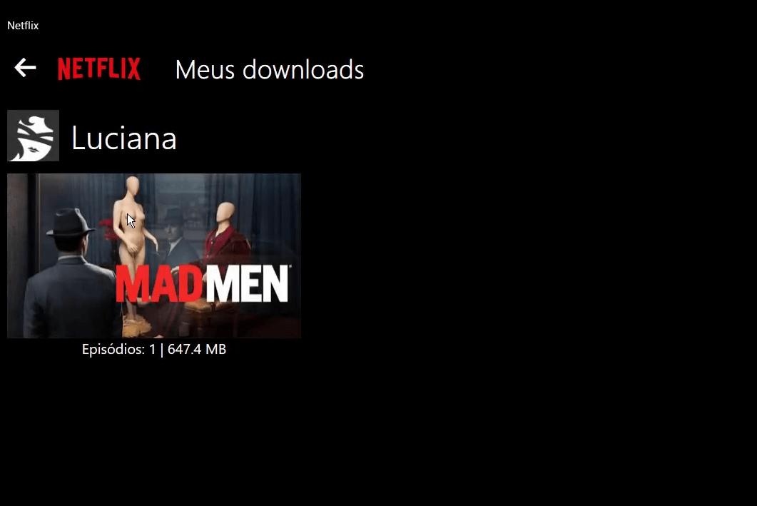 downloads netflix