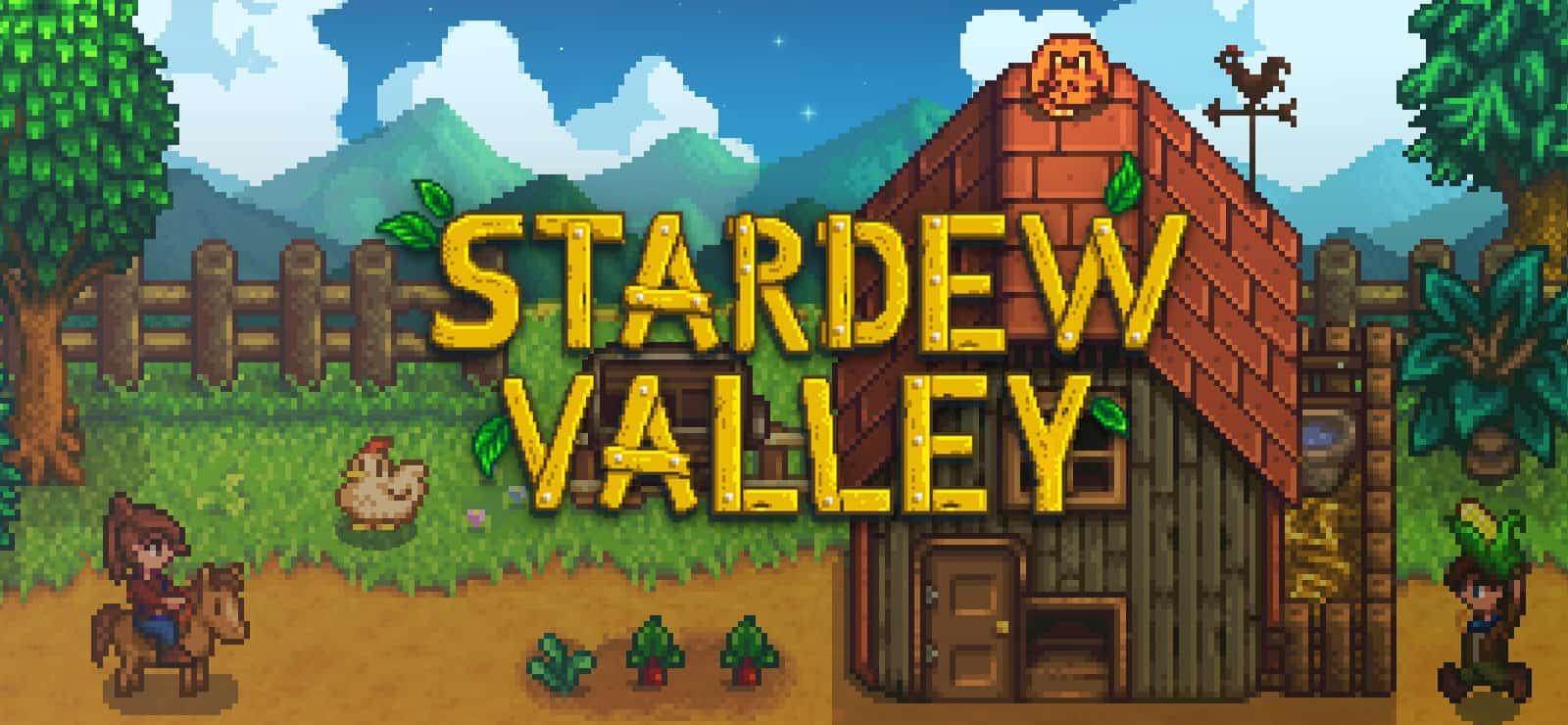 jogos de simulação para PC Stardew Valley