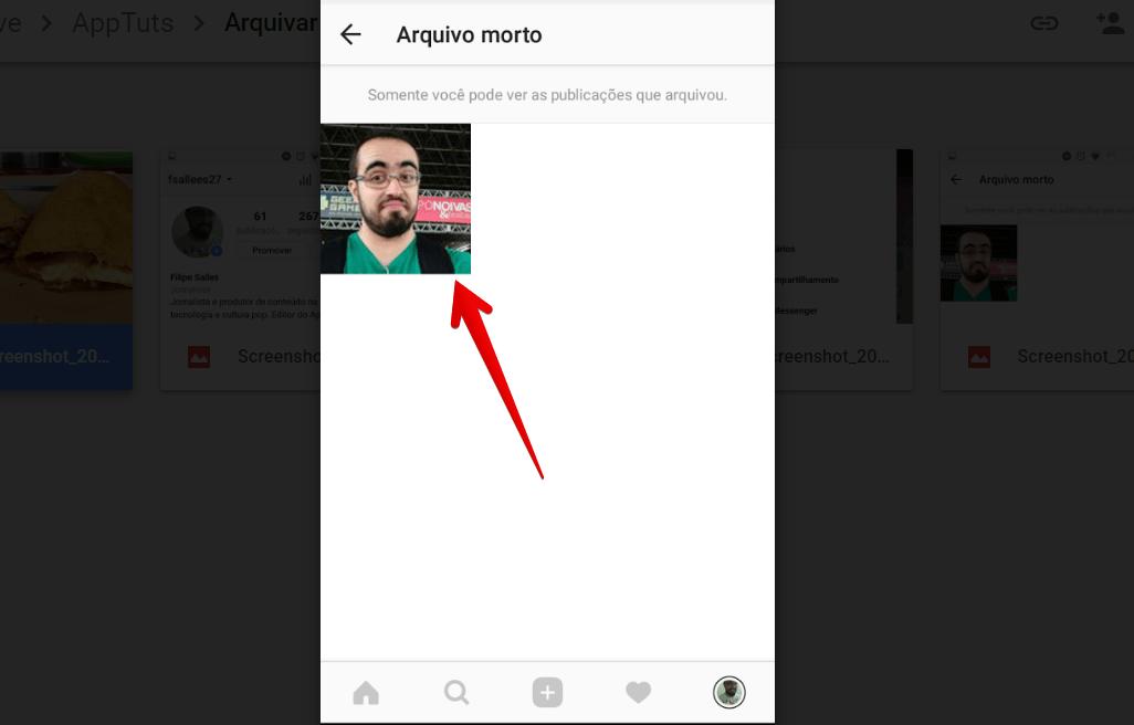 arquivar-posts-do-instagram-arquivomorto
