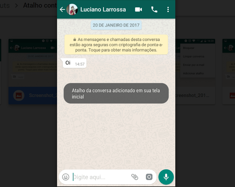 contatos-no-whatsapp-adicionado
