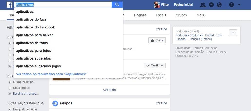 facebook-hashtag-busca