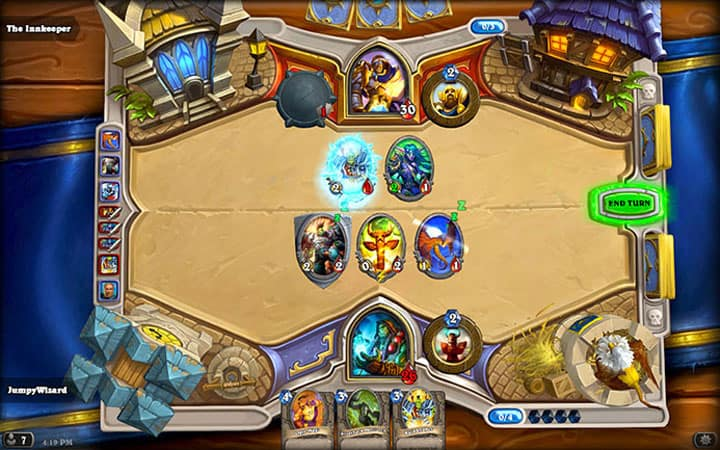 iphone 8 Hearthstone