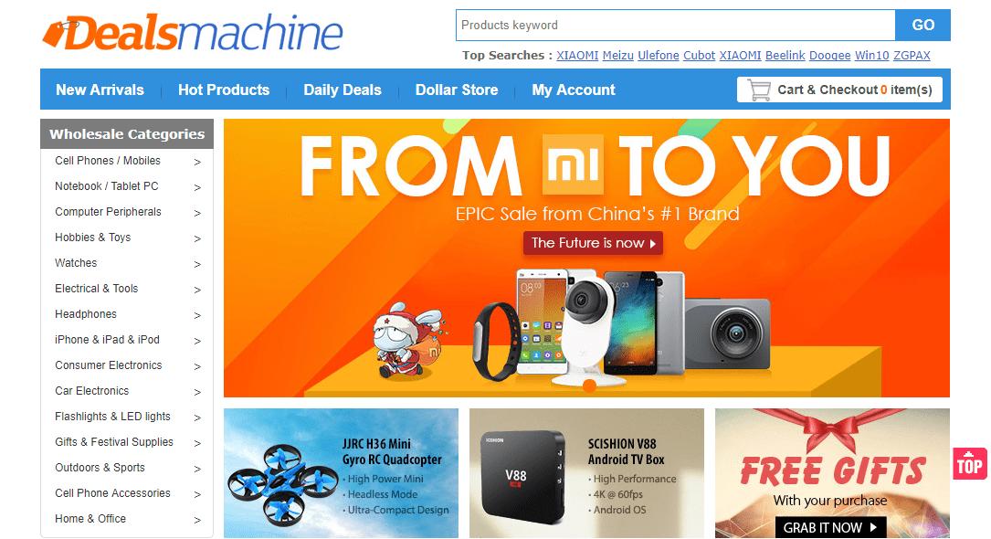 alternativas ao Wish dealsmachine