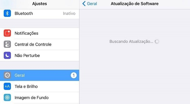 atualização iOS 11