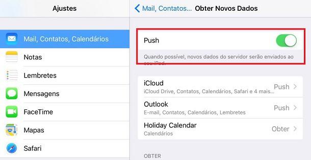 bateria do iOS 11 durar mais