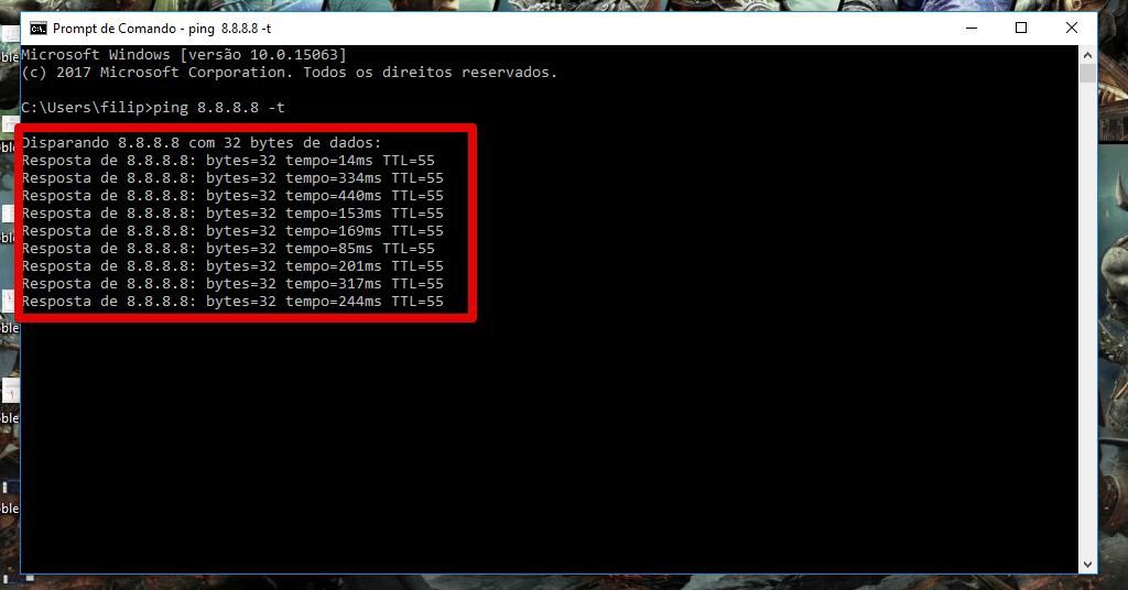 problemas-de-internet-no-windows-10-pingando