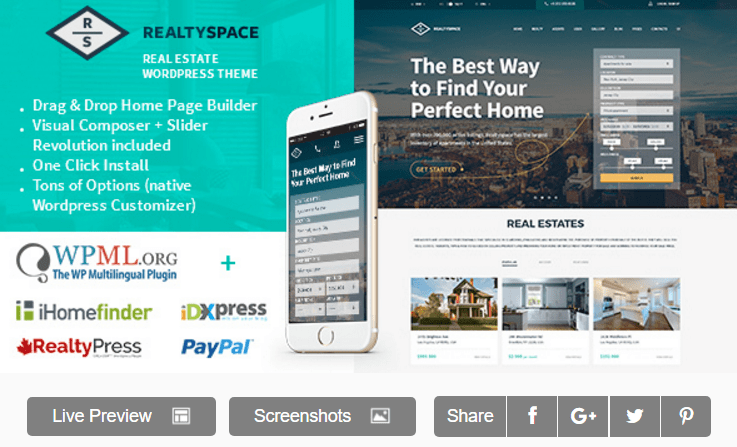 temas-wordpress-realtyspace