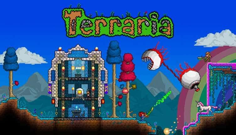 iphone 8 terraria