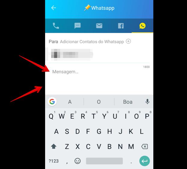 agendar-mensagens-no-whatsapp-mensagem
