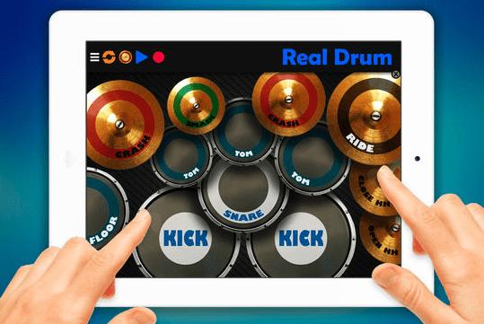 apps-para-bateristas-realdrum