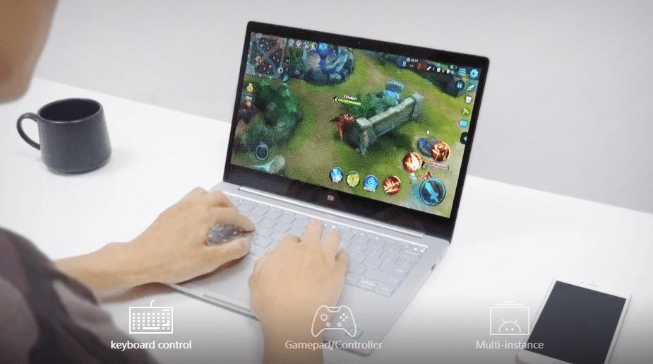 baixar emulador de android para windows 7 ultimate