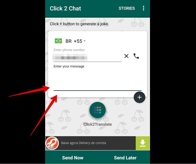 mandar-mensagens-no-whatsapp-mensagem