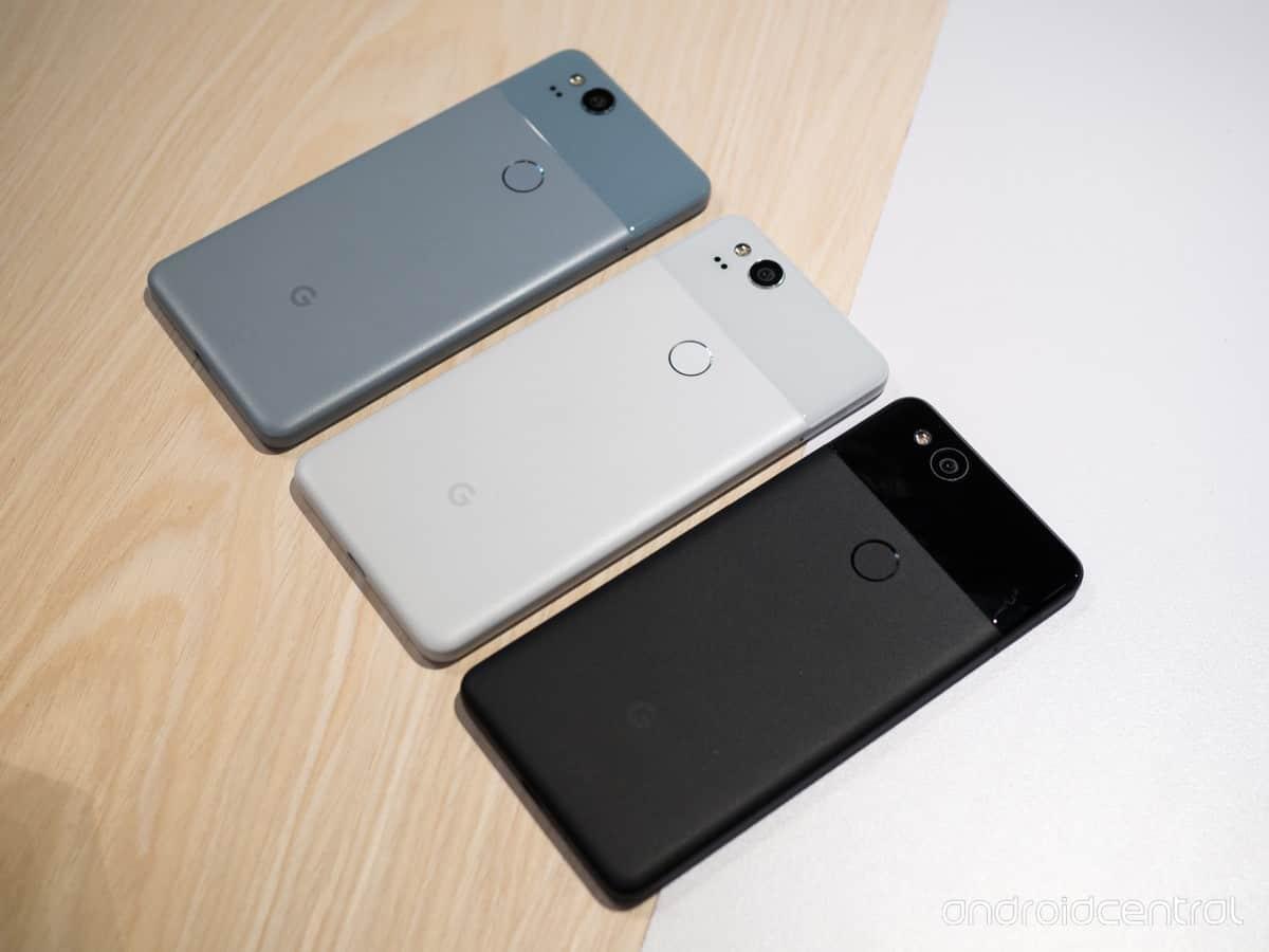 pixel 2 novo