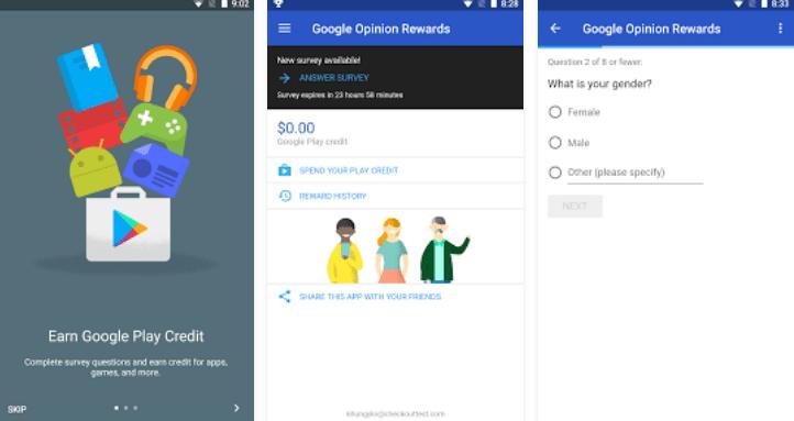 aplicativos para ganhar dinheiro google