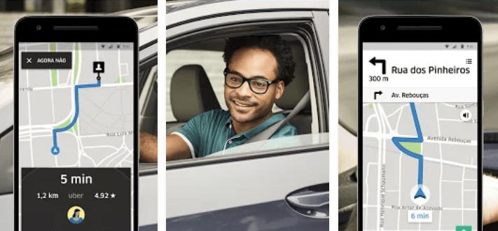 aplicativos para ganhar dinheiro uber