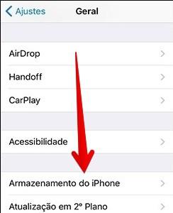 economizar-espaco-iphone-armazenamento
